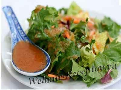 Салат из картофеля и крабовых палочек