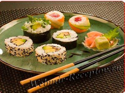 Фантазия на тему суши