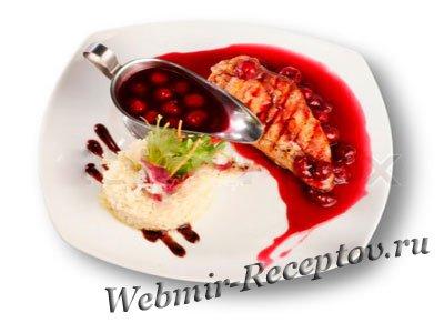 Кулинарные рецепты с фото и описанием
