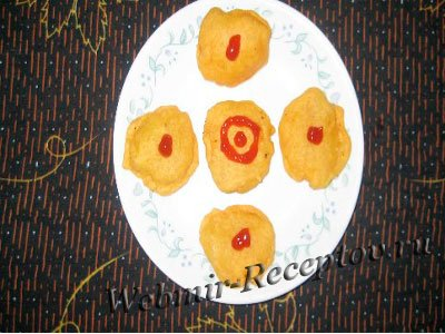 Картофельники в кляре