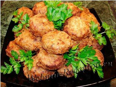 Картофельные лепешки