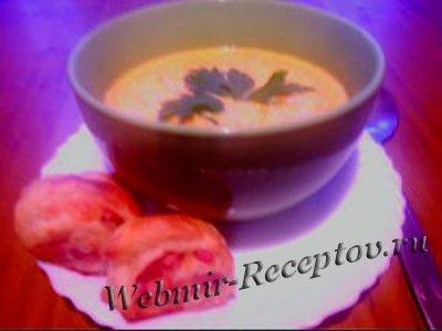 Ветчинный суп