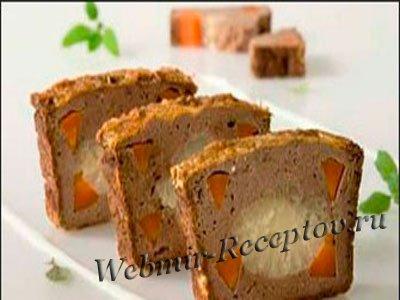 Печеночный хлеб со специями