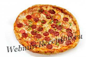 """Пицца с сыром """"Любимая"""""""