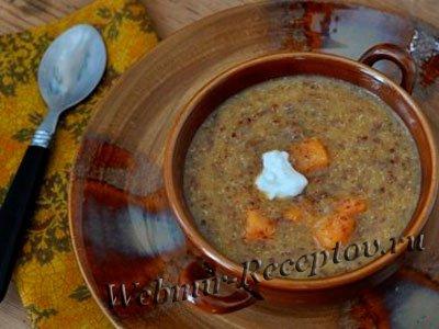 Молочный картофельный суп
