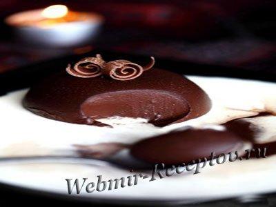 Шоколадный мармелад