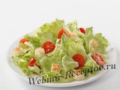 """Ягодно-овощной салат """"Тонус"""""""