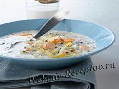 """Ягодный суп """"По-фински"""""""