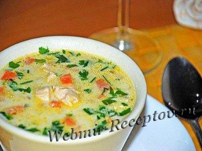 Суп из крыжовника