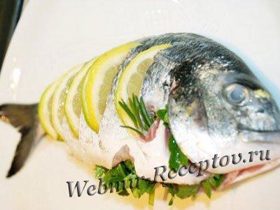 Рыба с лаймом и лимоном