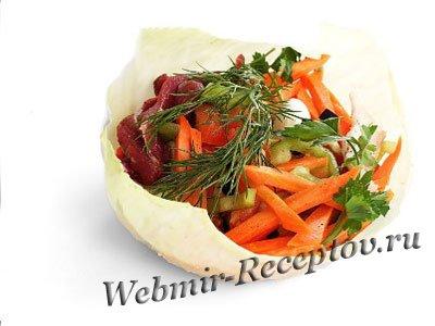 Фруктово-овощное рагу