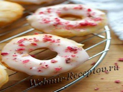 """Пончики """"Яблочный вкус"""""""