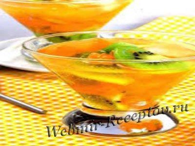 Напиток мандариновый