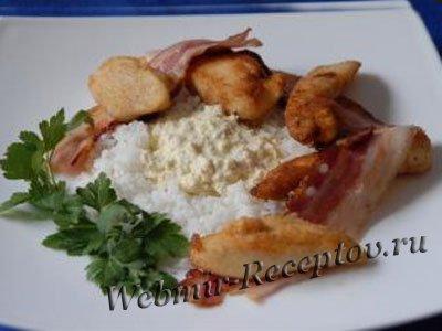 Индейка с рисом