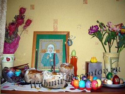 """Кулич """"Монастырский"""" с изюмом"""
