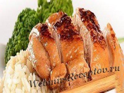 Филе цыпленка