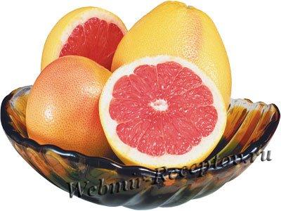 Грейпфрутовый компот